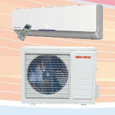 RED-RING MS12F1U-12HRFN1 C/H 3.5 kW ErP SET